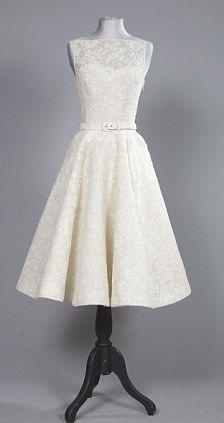 Audrey Hepburn's 1954 Oscar gown, designed by Edith Head. (Hepburn won an Oscar for Roman Holiday.)