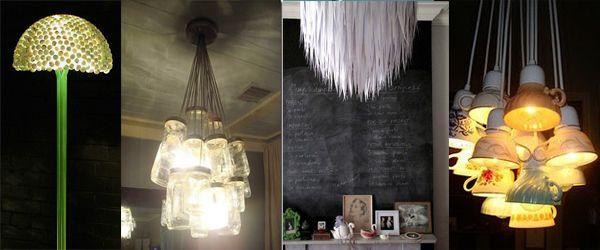 25 DIY lamp ideas