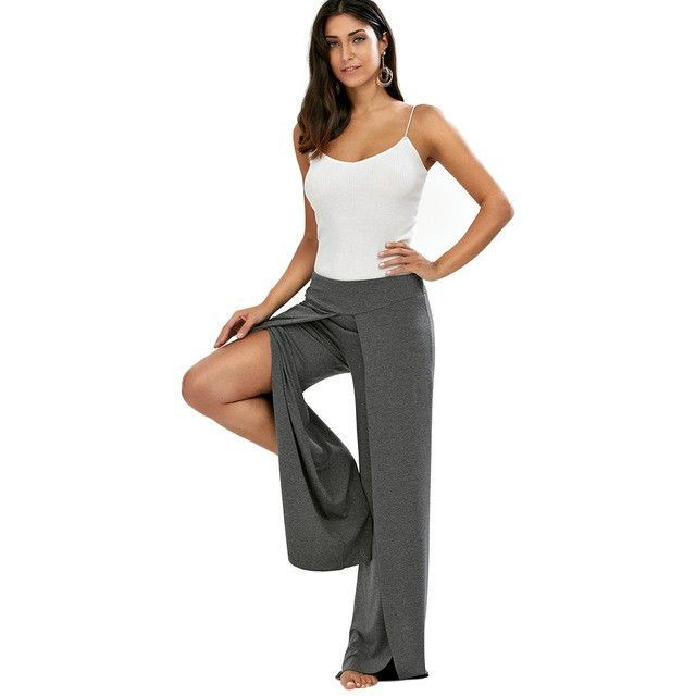 """Shop Tall pants to find pants that reach the floor and look the bomb. Introducing Missguided Tall, for babes 5'7"""" and over."""