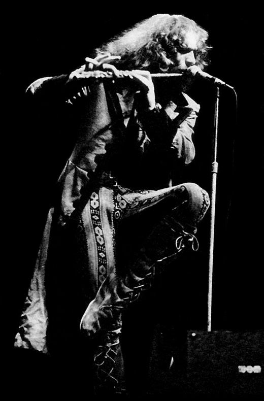 Ian Anderson, for ever!..do i say more?