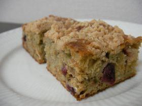 「ミックスベリー・ストロイゼルケーキ。」PCWP   お菓子・パンのレシピや作り方【corecle*コレクル】