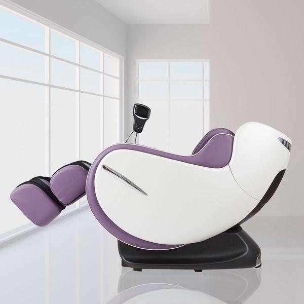 The Best 3D Kahuna Lilac Massage Chair LM-8800
