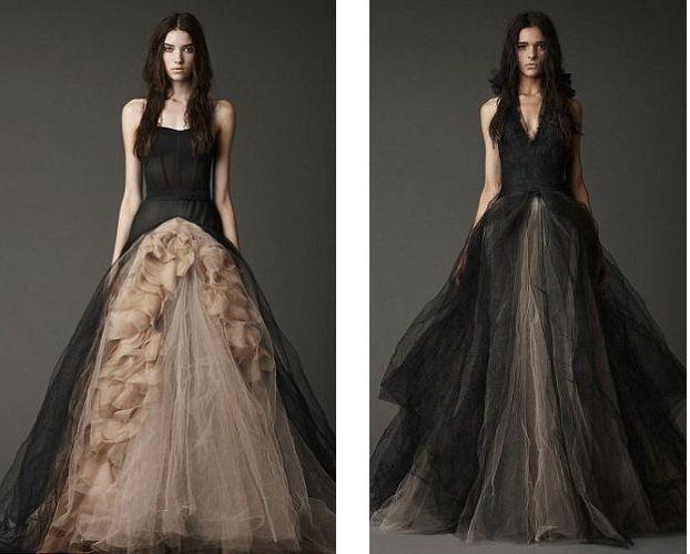 Вопреки традициям. Черные свадебные платья - Ярмарка Мастеров - ручная работа, handmade
