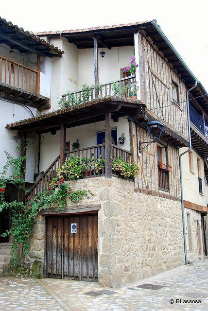 San Martín del Castañar, Salamanca  Spain