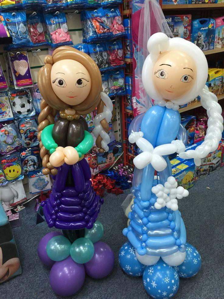 Frozen elsa Anna #frozen #bni balloons Wolverhampton