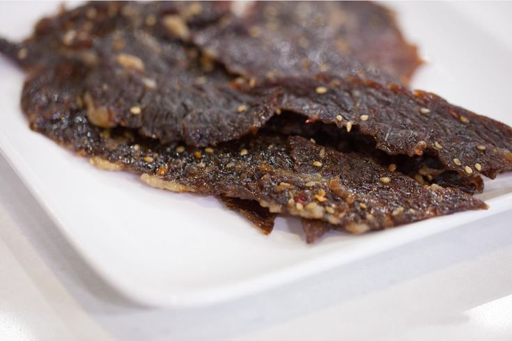 There's nothing like beef jerky — especially Al's smoky, spicy, slightly sweet version — to satisfy your savory craving and boost your energy midday.