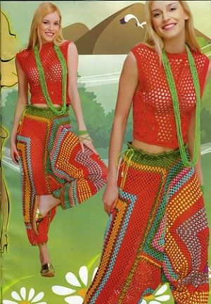 Duplet 101 Russian crochet patterns magazine
