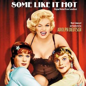 Some Like It Hot is an American romantic screwball comedy film, made in 1958 and released in 1959, which was directed by Billy Wilder and starred Marilyn Monroe, Tony Curtis, Jack Lemmon and George Raft.