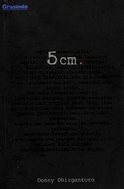 """5 cm"" Donny Dhirgantoro . . #buku #sewabuku #perpustakaan"