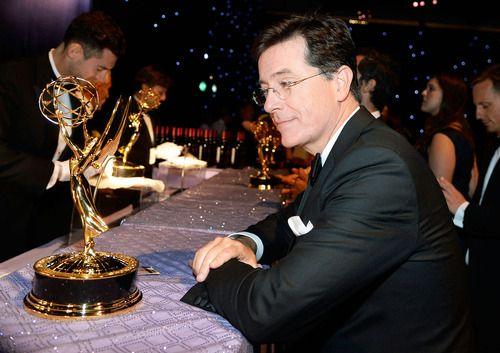Stephen Colbert #ColbertReport #Emmys
