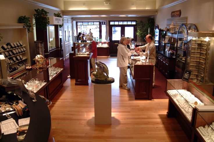 ...from the shop area looking out towards the front of our Ashland store.