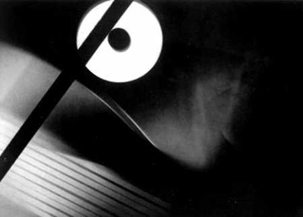 Laszlo Moholy - Nagy Photography - developed into collage?