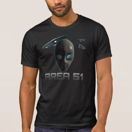 Area 51 T-Shirt - tap, personalize, buy right now!