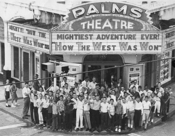 Movie Theatre In West Palm Beach Florida
