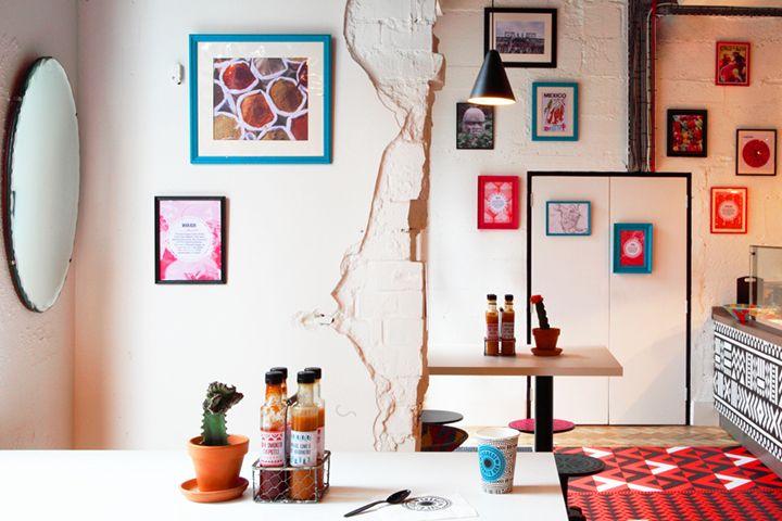 Changos, Manchester, Mexican Restaurant, Interior Design