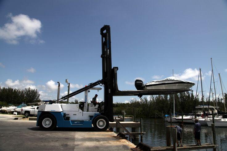 Haul-Out Services – Harbortown Marina | Merritt Island Port Canaveral Boat Storage & Fuel
