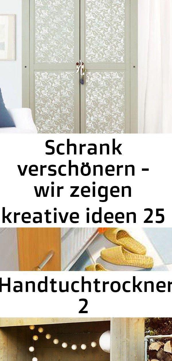 Schrank Verschonern Wir Zeigen Kreative Ideen 25 Home Decor Decor Room Divider