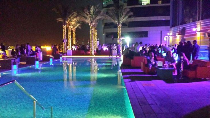 Dubai - media one hotel - dek on 8