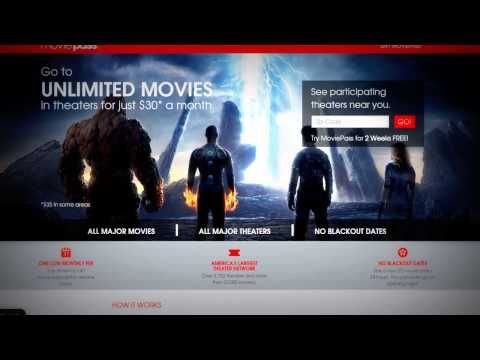 how to get cheap movie tickets online - http://9nl.it/env3 - YouTube