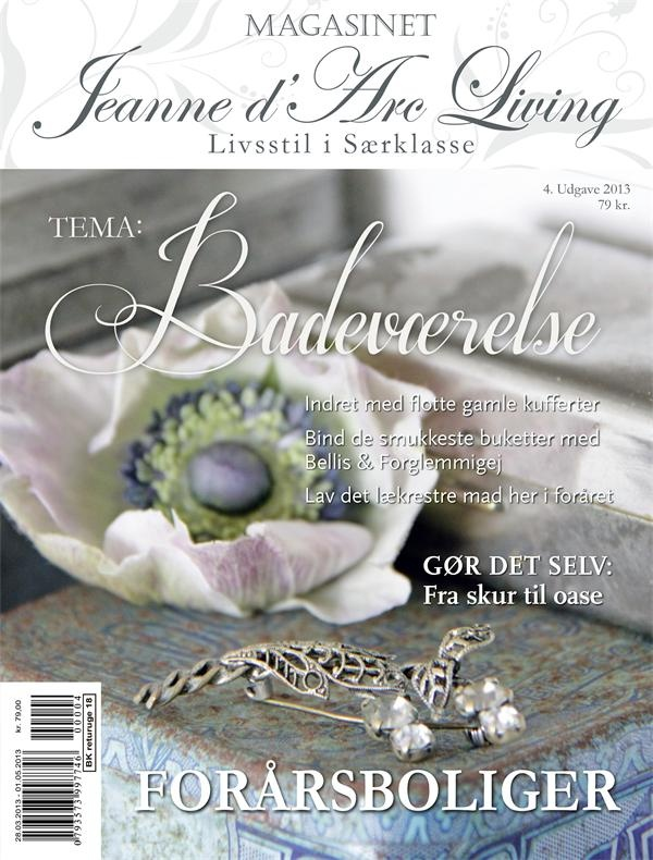 Lovely magazine - you have to read it ;o) Find it at www.vintage-kompagniet.dk