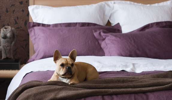 Vida Collection by Seneca - Pure Linen Stonewashed bed linen from Portugal
