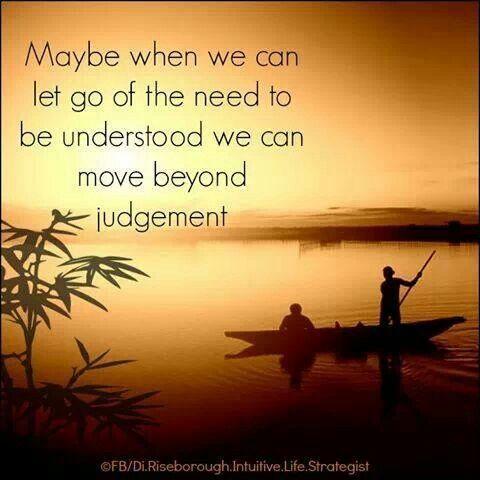 Non Attachment Non Judgment Quotes. QuotesGram