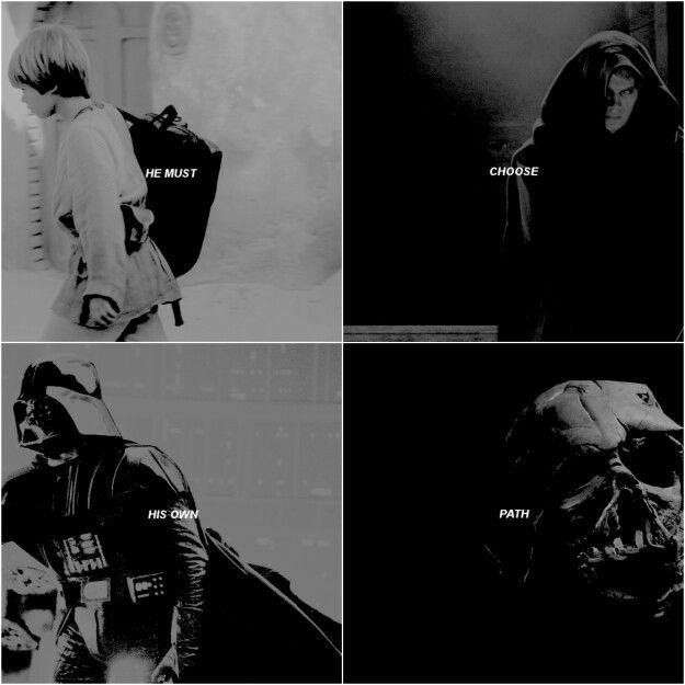 Anakin Skywalker/Darth Vader: the Chosen One - Star Wars