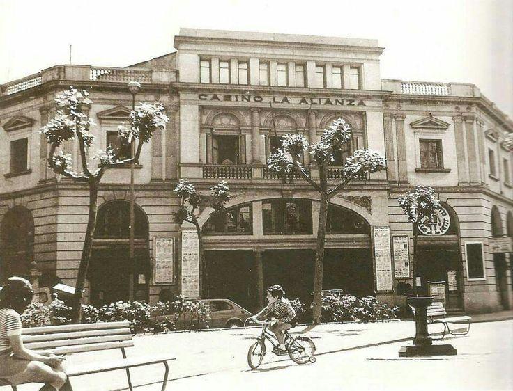 Rodona del Casino. Poble Nou.