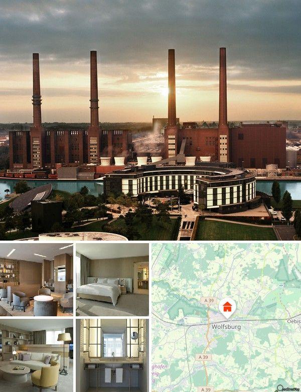 The Ritz-Carlton Wolfsburg (ヴォルフスブルク, ドイツ)
