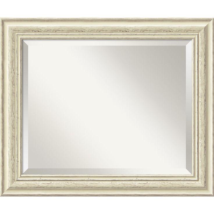 Country wash Medium Wall Mirror