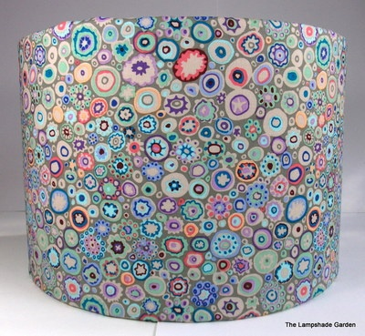 The 8 best funky lampshades images on pinterest lamp shades light looks like cross sections of sticks of rock find this pin and more on funky lampshades aloadofball Choice Image