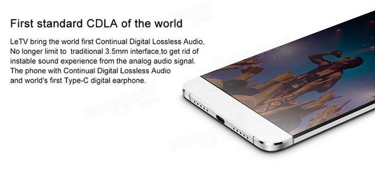 LeTV LeEco Le Max 2 X829 5.7 inch 4GB RAM 64GB ROM Snapdragon 820 Quad core 4G Smartphone