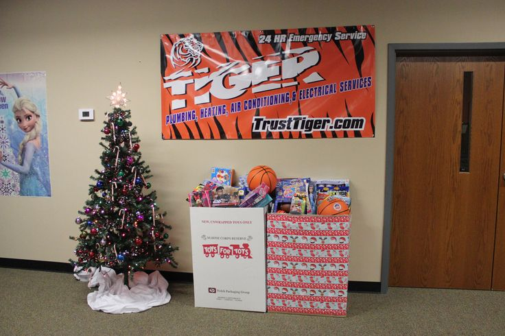"""Give A Toy and Help Us Support Our Local Toys for Tots Chapter!"""