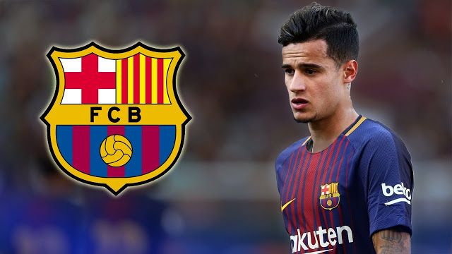 best service 153f0 6ef78 Liverpool ace Philippe Coutinho is pushing to leave for ...