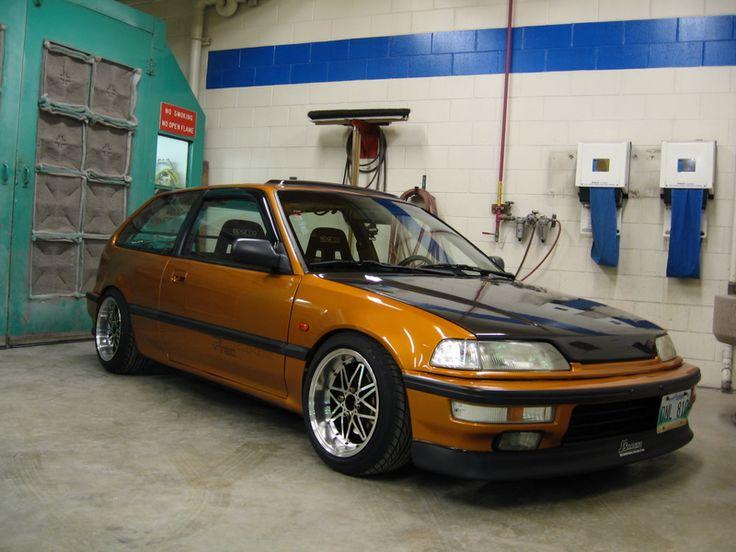 1991 Honda Civic Si Hatchback