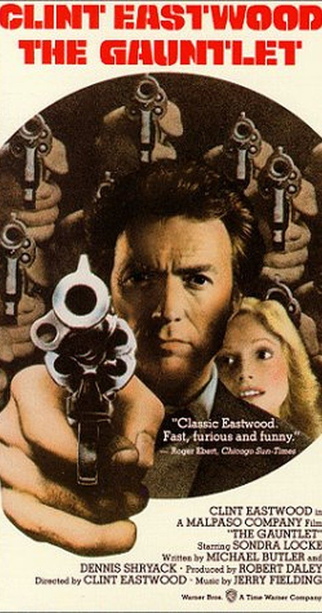 Directed by Clint Eastwood.  With Clint Eastwood, Sondra Locke, Pat Hingle, William Prince. A hard but mediocre cop is assigned to escort a…