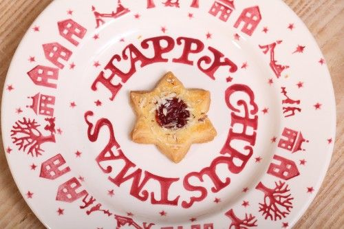 The best Christmas star cookies