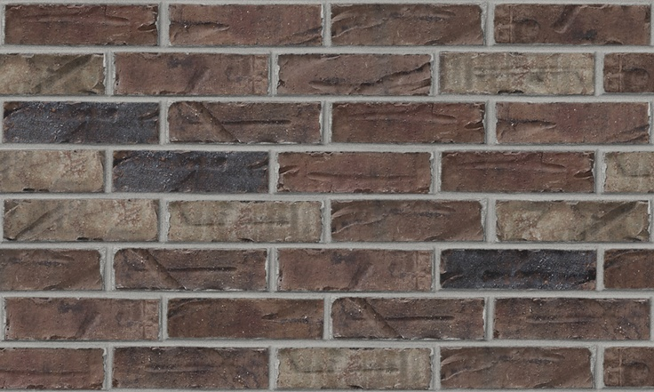 Acme brick architectural color selection new house for Brick selection for houses