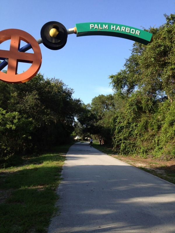 Pinellas Trail, Palm Harbor Florida