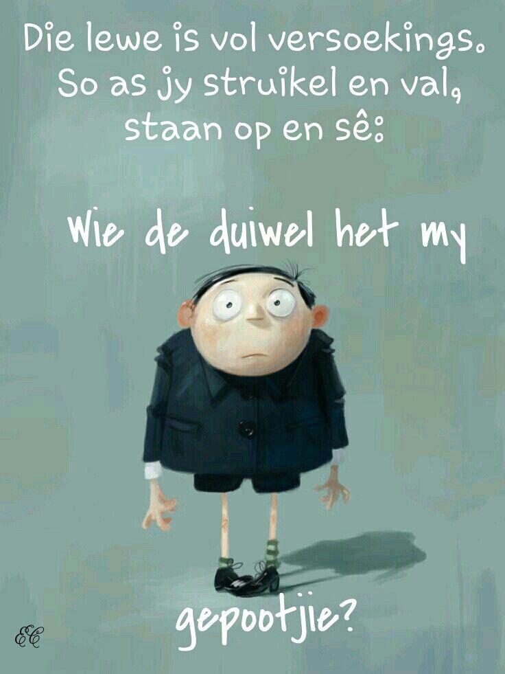 Pootjie.... #Afrikaans