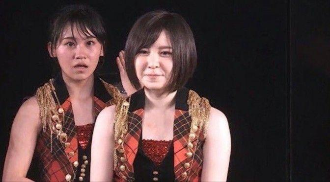 Iwata Karen mengumumkan kelulusannya dari AKB48 saat theater Tim A tanggal 5 Januari 2016 Alasan kelulusan Iwata Karen adalah karena ia ingin
