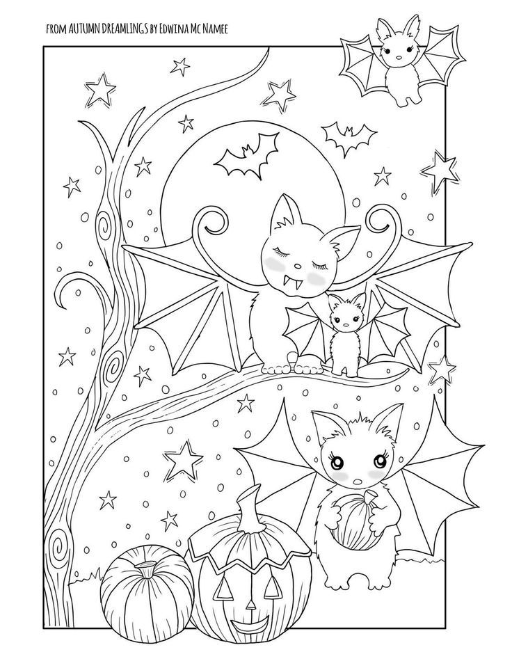 - Autumn Dreamlings Halloween Fun Halloween Witch Whimsical Etsy  Halloween Coloring Book, Halloween Coloring Pages Printable, Witch Coloring  Pages