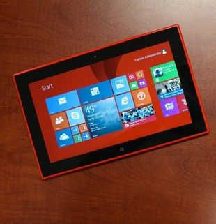 Tablet Nokia Lumia digadang 2520 - will be a tough competitor predicted some fancy tablet with the Android and iOS operating systems are now back leaked app