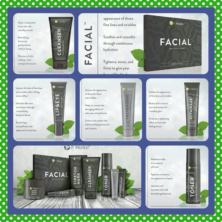 17 best images about skin care line on pinterest for It works global photos