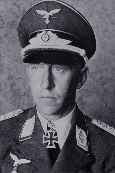 Major Edgar Stentzler (1905-1941), Kommandeur II./Fallschirmjäger Sturm  Regiment, Ritterkreuz 09.07.1941