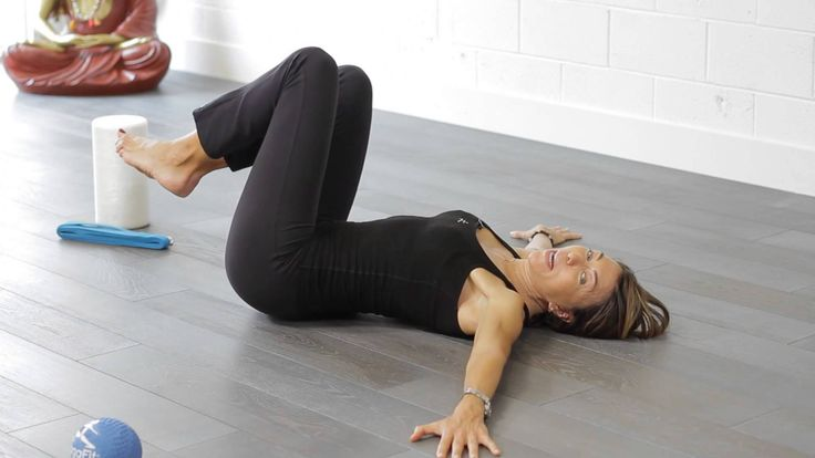 Yoga Position to Ease Painful Bloating & Gas : Yoga for Better Health