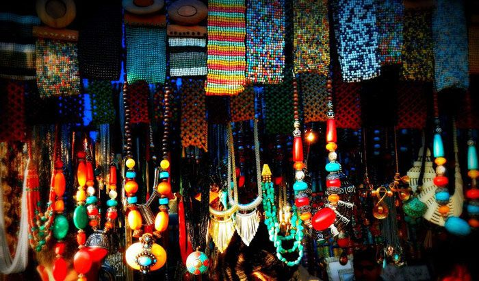 Jaisalmer is a great place to buy beautiful Rajasthani jewellery.