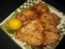 Light Turkey Schnitzel