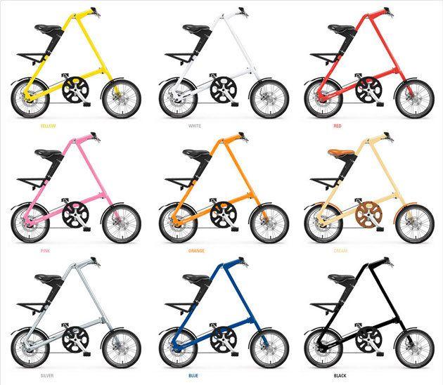 Strida, la bicicleta para las chicas más urbanas y con estilo - Lo mejor del mundo