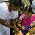 vaccin contre la diphtérie en Inde
